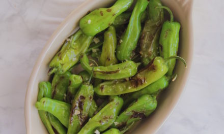 Sear Shishito Peppers for a Quick, Healthy Snack