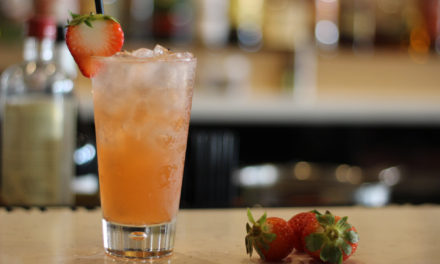 Recipe for a Strawberry Balsamic Cocktail
