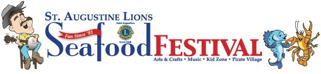 38th Annual St. Augustine Lions Seafood Fest