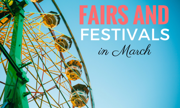 Florida Fairs and Festivals in March