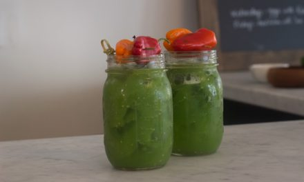 Green Mary: Your new, favorite brunch cocktail