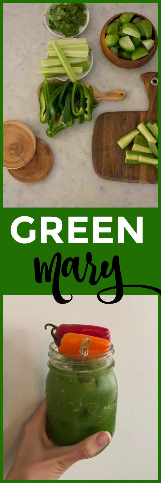 Green Mary _ Pinterest