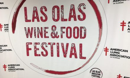 Save 20% on tickets to the Las Olas Wine & Food Festival
