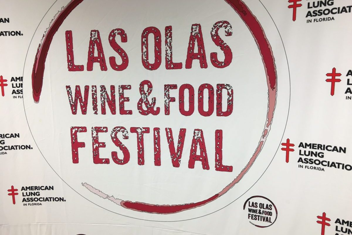 Las Olas Wine Food Festival
