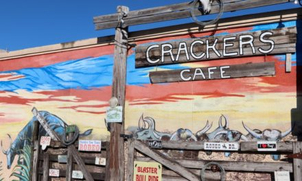 Crackers Cafe offers a great hole-in-the-wall dining experience