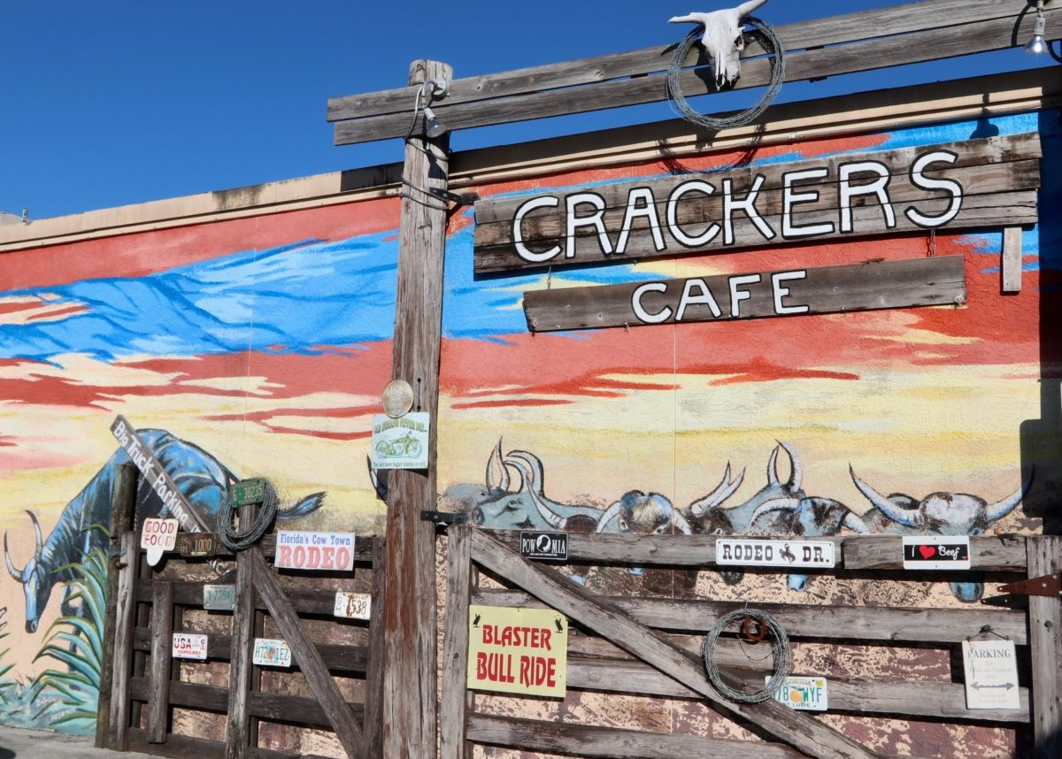 Crackers Cafe