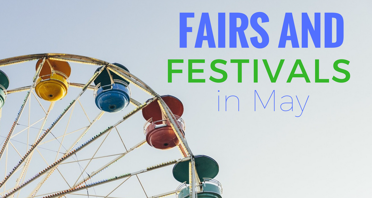 Florida Fairs and Festivals in May