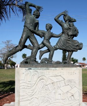 The complete memorial to the more than 3,000 victims of the 1928 hurricane _ Great Give 2017