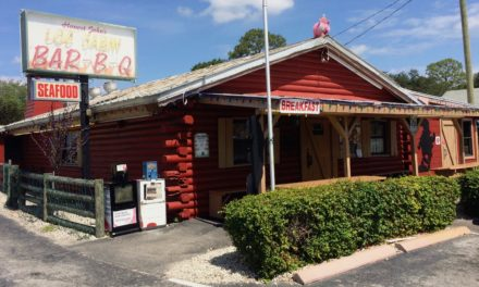 Log Cabin restaurant features down-home, hole-in-the-wall fare