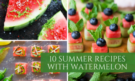 10 Watermelon Recipes You Need to Make this Summer