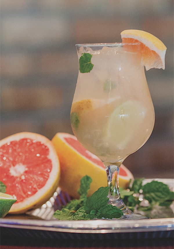 Grapefruit Mojito _ Sara Kauss Photography