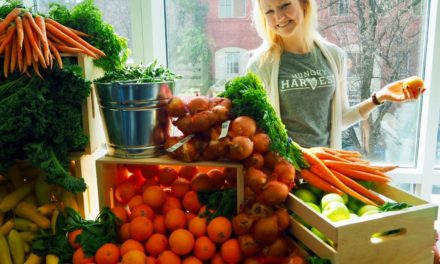 Hungry Harvest fighting food waste 'one piece of produce at a time'