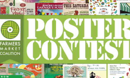 Win cash in the National Farmers Market Week Poster Contest