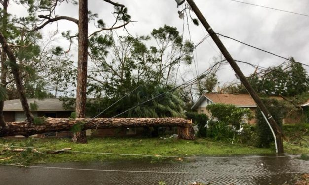 'Huffington Post' shares 25 photos of damage from Hurricane Michael