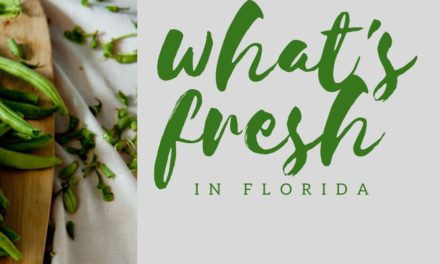 What's Fresh in Florida
