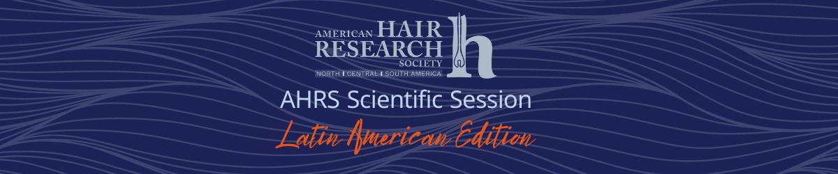 AHRS Latin American Edition 2021 Banner