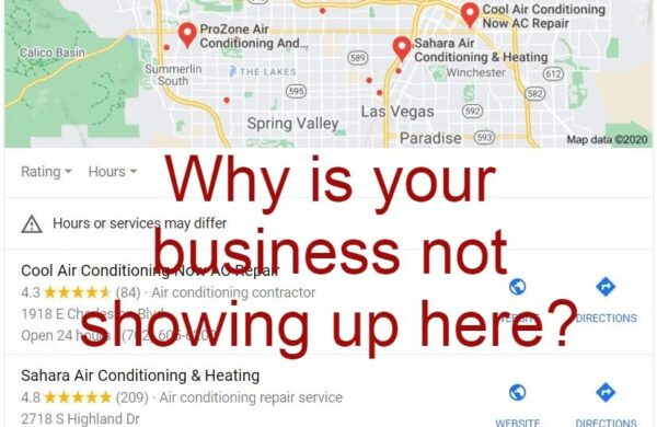 Local SEO Results by Marketing Type Guys