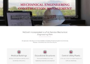 McGrath Incorporated Website