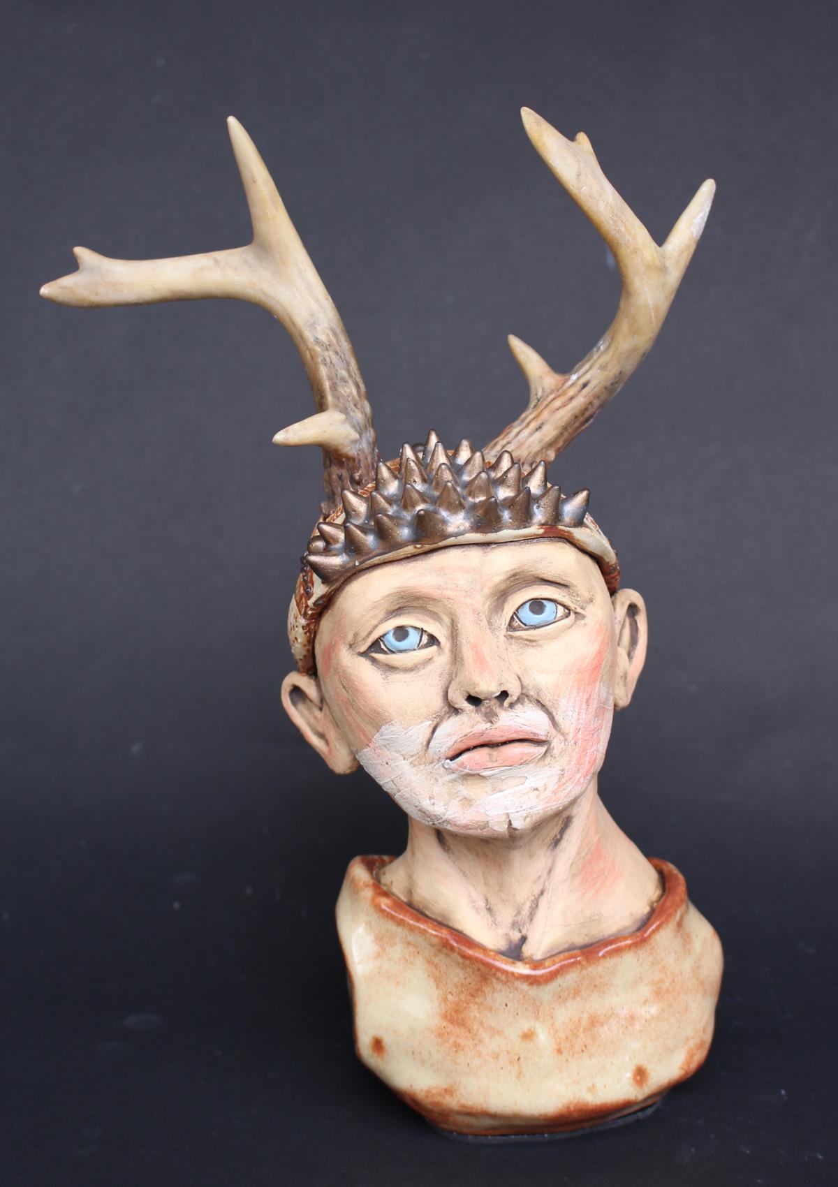 Horns on His Head