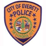 Everett Police patch