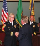 Kathy Atwood is Everett Police Chief