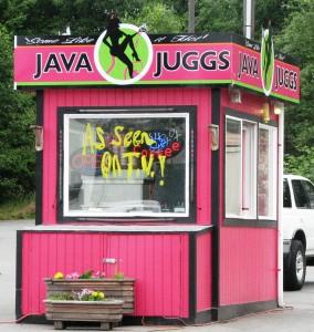 Java Juggs as seen on TV