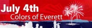 4th of July events in Everett, WA