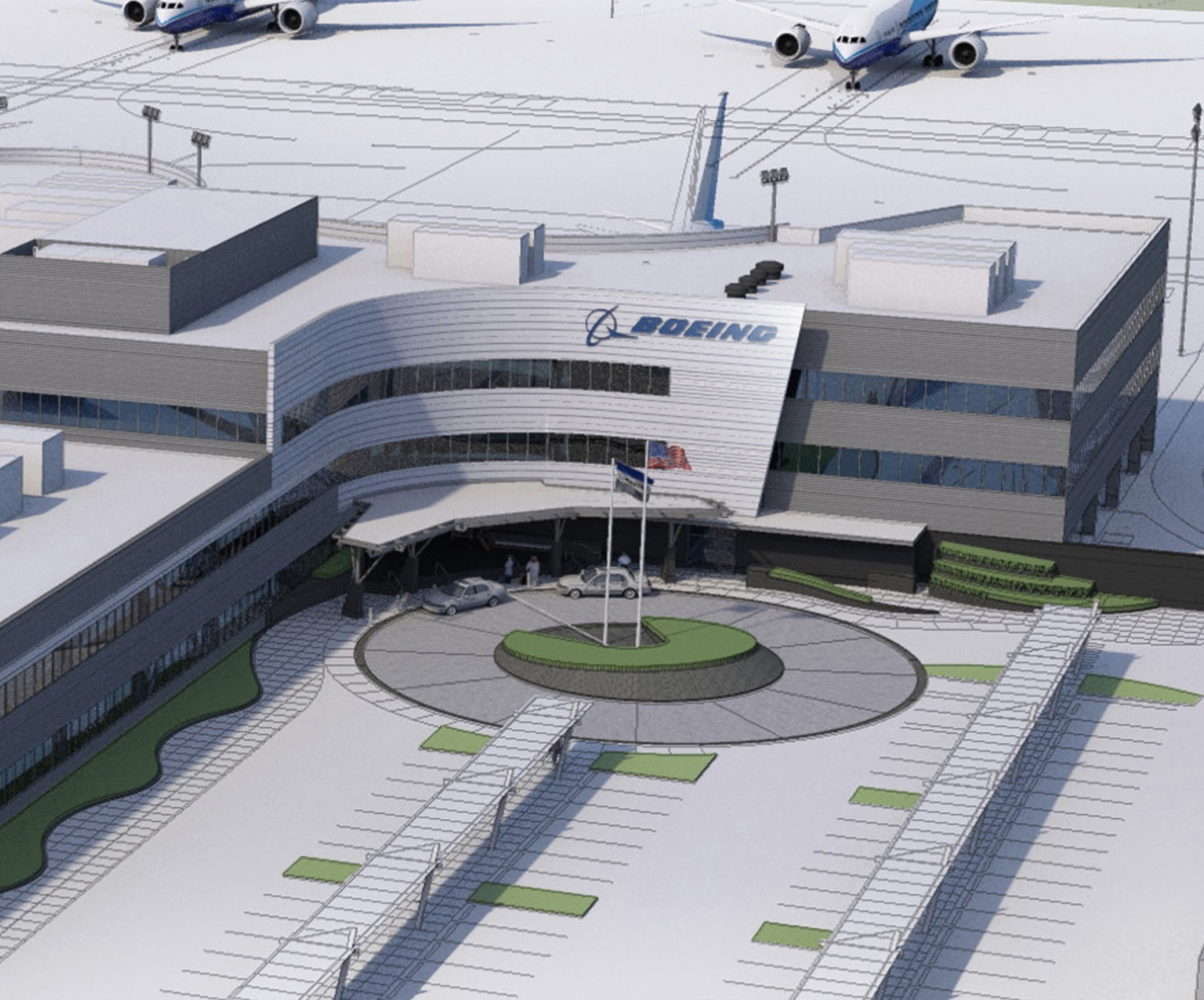 Boeing To Expand Everett Delivery Center Myeverettnews Com