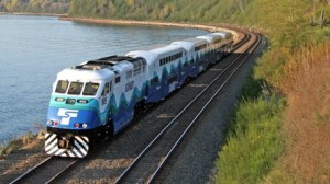Sounder train image