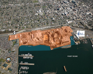 Foss Maritime will relocate from Seattle to Everett