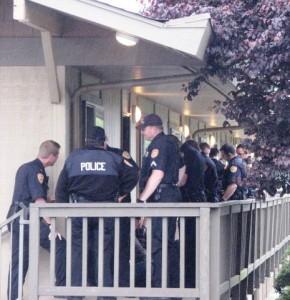 Everett Police arrest
