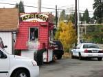 Espresso stand robbery