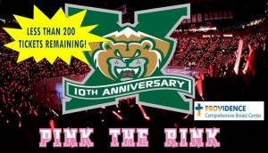 Pink The Rink with The Everett Silvertips