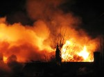1816 Hewitt Fire