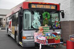 Stuff a bus in Everett