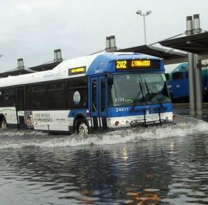 Everett, WA flooding