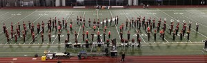 Marching Band Festival in Everett