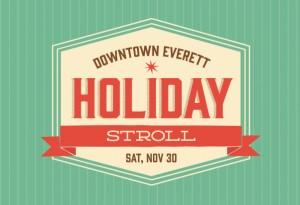Downtown Everett Holiday Stroll