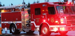 Everett Fire Dept Engine 6