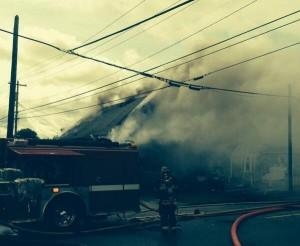 Everett fire