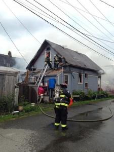 Lombard fire