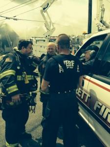 Everett Fire Command