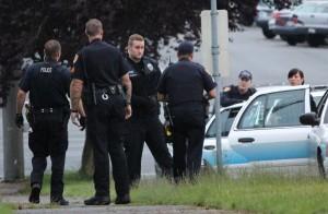 Everett Police burglary arrest