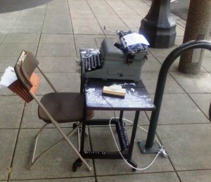 Everett typewriters