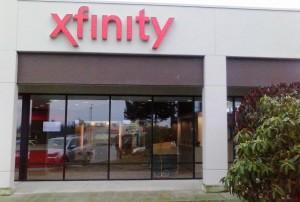 Xfinity store Everett