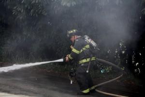 Car fire 3