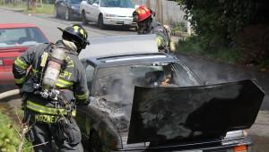 car fire 9