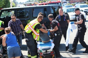 wheelchair accident 2