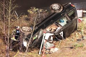SUV Crash 5