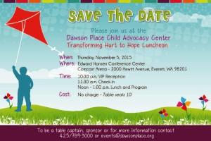 Dawson fundraiser